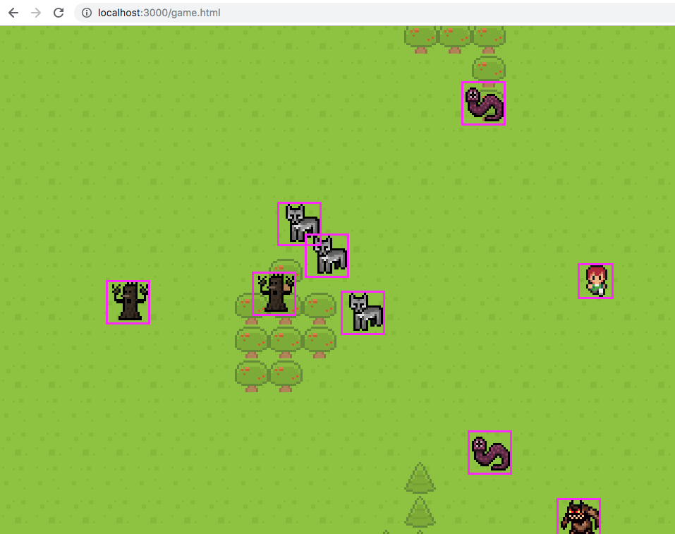 How to Create a Phaser MMORPG – Part 2