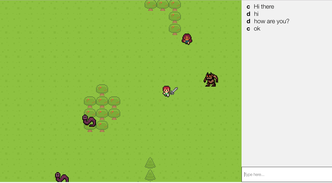How to Create a Phaser MMORPG – Part 3
